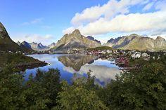 7 pueblos y rincones que se hacen de cuento en Noruega - 101 Lugares increíbles