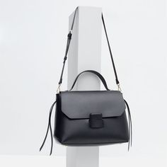 Image 4 of MINIMAL CITY BAG from Zara