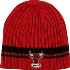 7bfed76ac0c Chicago Bulls  47 Brand Ontario Cuffless Knit Hat by  47 Brand.  15.99.
