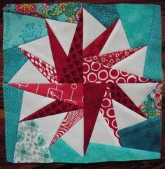 Star Blades Or Interlaced Star
