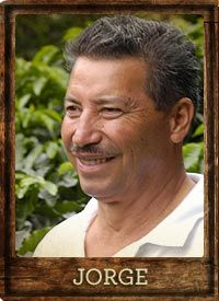 Introducing Jorge Fonseca Mata, he is a coffee farmer from Costa Rica. He is a THRIVE Farmer.