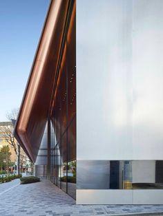 Steel & Copper | Miu Miu Aoyama Tokyo | Herzog & de Meuron