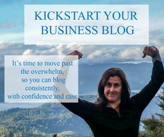 This course has been designed to support you to move past the overwhelm so you can blog consistently, with confidence and ease, while knowing that you have a solid strategy behind your posts, so you never have to panic write a blog post again. Come join in :-)