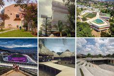 Conoce los 95 trabajos seleccionados para la XXV Bienal colombiana de Arquitectura