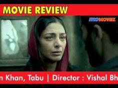 Movie Review : Awesome Shahid Ne Haider Ko Banaya