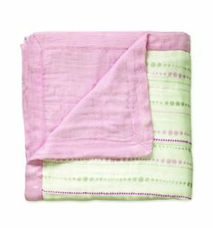 aden + anais Rayon From Bamboo Dream Blanket, Tranquility Beads for only $46.76 You save: $13.19 (22%) + Free Shipping