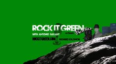 Support Rock It Green Radio, Our Plan is to Tackle Climate Change. How? By bringing stories that make a difference, that help fight climate change and pollution around the world, and support approaches that will make life more sustainable for people and our planet, our future.
