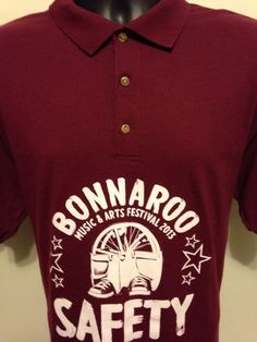Cool Shirt for people looking for #Bonnaroo swag!