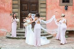 Classic and Rustic Chianti Destination Wedding | Fly Away Bride