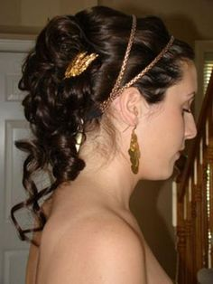9 Best Roman hairstyles for darcies costume images  9781d1640f5d