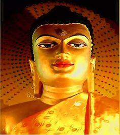 印度正覺塔里的這尊佛像尊貴釋迦牟尼佛25歲等身像(亦說35歲降魔成道像),相傳為彌勒菩薩所造,釋迦佛親自開光。當今世上,由釋迦牟尼佛親自塑建、開光、加持的佛像僅存三尊,即8歲、12歲、25歲等身像(亦...
