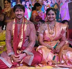 Actor Gopichand Marriage with Reshma