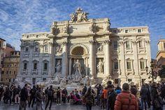 Fontana di Trevi - Cosa vedere a Roma in tre giorni