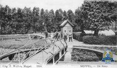 Kaapbruggen Meppel 1920