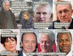 EPSTEIN-MONTAGE WORLDWIDE #Satanism #Pedophilia & #ChildTrafficking: #Clinton #Royals & #VIPaedo {Part 1}