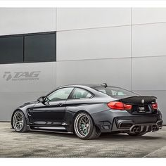 How do you like BMW M4