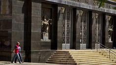 Palácio da Justiça, (detalhe), centro