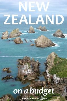 How to travel New Zealand on a tight budget! Detailed budget breakdown of the average daily travel costs in New Zealand and tips to save money. For 160NZD/€101/$114 a day (as a couple) you can rent a campervan & explore the stunning scenery of New Zealand. Click to read more! • Phenomenal Globe Travel Blog