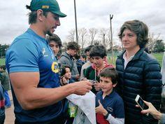 Eben Etzebeth, South African Rugby, Captain Hat, Twitter