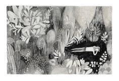 Hélène en forêt | Sur ton mur