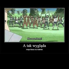 Śmieszkujemy z Anime ^^ Very Funny Memes, Wtf Funny, Boruto, Otaku, Haha, My Life, Anime, Humor, Image