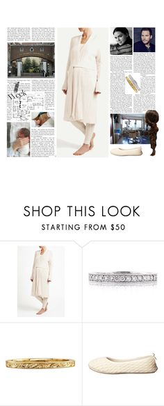 """Untitled #2800"" by duchessq ❤ liked on Polyvore featuring Eberjey, Mark Broumand and Patricia Green"
