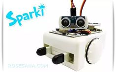 The Easy Robot for Everyone Sparki