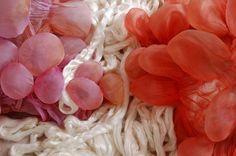 Lisa Kellner fiber art detail