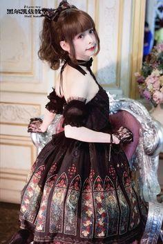 Lyreivy -Hail Katze Church- Gothic Lolita Accessories
