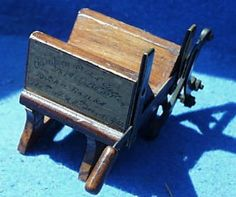 Antique Victorian Childs Wicker Doll Buggy Carriage Pram