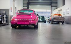 Porsche 964 Carrera RS @ Pannhorst Classics Workshop https://www.facebook.com/PannhorstClassics
