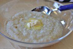 Huvilaelämää ja mökkiruokaa: Aamupuuro kvinoasta