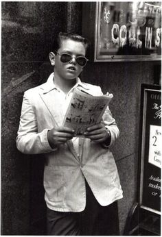Louis Stettner - Mr. Supercool, Brooklyn - 1953