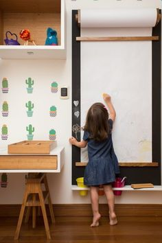 35 Kids Playroom Ideas With Learning Concepts 35 Kinderspielzimmer-Ideen mit Lernkonzepten Baby Bedroom, Girls Bedroom, Trendy Bedroom, Kids Bunk Beds, Concept Home, Kid Spaces, Kids Decor, Decor Ideas, Girl Room
