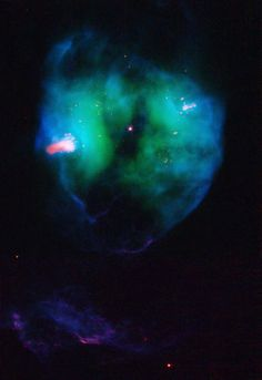 An Optical Illusion Fooled Astronomers Into Thinking There Was an Extra Nebula Here for Almost a Decade