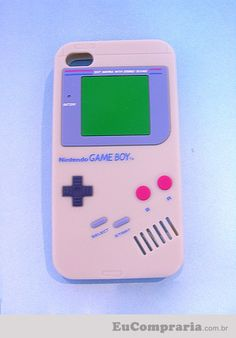 FIRST GAMEBOY EVER! my daddy had one of these :)