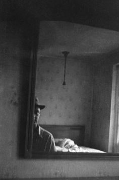 Saul Leiter, Self Portrait