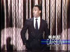 """Eddie Murphy's First Appearance on """"The Tonight Show Starring Johnny Carson"""" - 1982"""