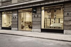 GUBI's new flagship store in Copenhagen.
