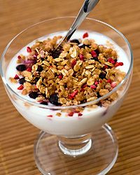 I can hardly wait to give it a try! I love me some Greek Yogurt with  nuts, fruit and honey mixed in. Im thinking this would be the PERFECT...