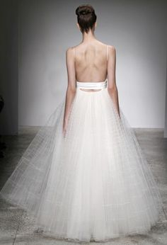 Amsale Wedding Dresses 2013