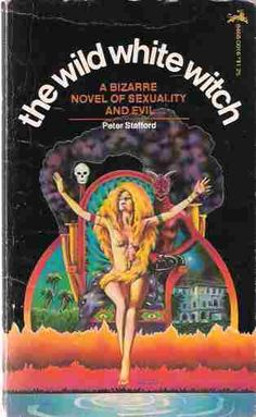 Too Much Horror Fiction: All of Them Witches