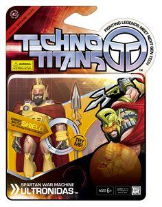 """Techno Titans toybox """"Ultronidas"""""""