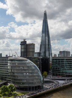 London City Hall, centre of operations for Mayor Boris Johnson. Image © Flickr CC User alh1