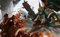 Check out these creative army ists that managed to go against the new Space Marines Meta and hold their own at Battle For Salvation! Read More The post Top Home Brew Army Lists Versus Space Marines at BFS appeared first on Spikey Bits . Warhammer Armies, 40k Armies, Warhammer 40000, Warhammer Art, Warhammer Fantasy, Army List, Grey Knights, Tyranids, Space Marine