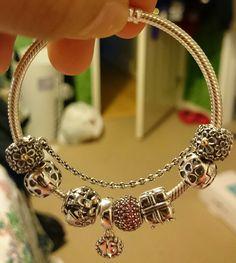 My Pandora Bracelet!