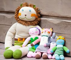 Kids love these BlaBla Dolls | thepicketfence.com