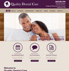 #sesamewebdesign #sds #dental #avalon #responsive #purple #brown #texture #sans