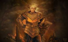 Donald Trump used $20K worth of charitable donations to buy a 6' tall painting of Donald Trump / OMG! This trump fantasy of himself should be enough to disqualify him from even reading comics. One advantage of not being rich is you can't embarrass yourself by making your daydreams visual. Btw his bribe money to the Florida AG also came from donations to the fund.