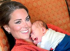 The Duke and Duchess of Cambridge welcomed their first child, HRH Prince George Arthur Louis, on July 22, 2013